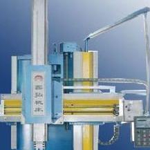 C516 Single column vertical lathe machine