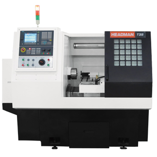 High Precision CNC Lathe-T35