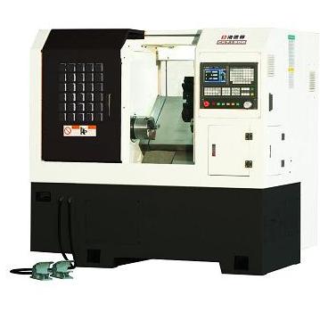 Slant Bed Linear CNC Lathe-CK7130B