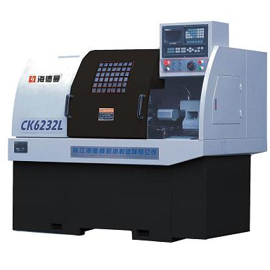 Flat Bed Box Way CNC Lathe-CK6232L