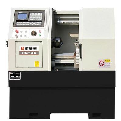 Flat Bed Box Way CNC Lathe-HC30/CK6130