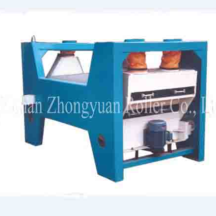 Wheat flour milling machine TQLM type Flat Rotary screen