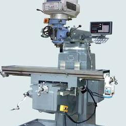M4 turret-type Milling Machine