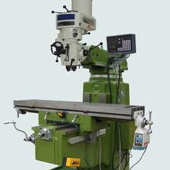 M5 Verticle milling machine