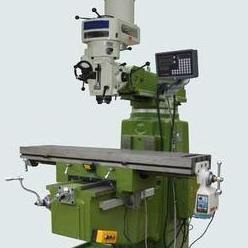 M5 Verticle milling machine