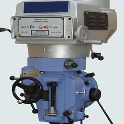 JNJH No-scale Variable Speed Milling Head 5HP