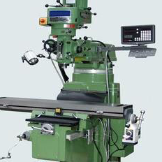 M3 Verticle Milling Machine