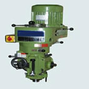 JNJH 3HP turret-type Milling Head