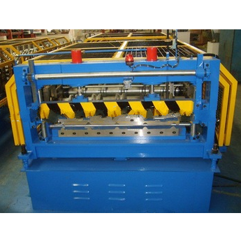steel roof forming machine