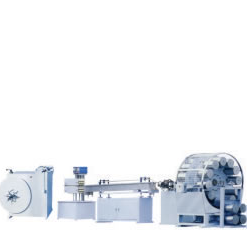 PVC SERIES TWISTED REINFORCED PIPE EXTRUSION LINE