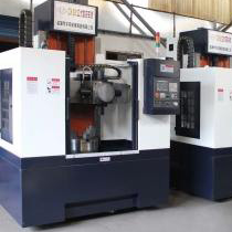 CNC Lathe machine CK580 CNC Vertical Machine
