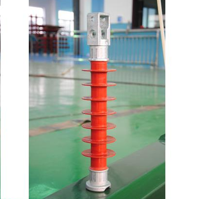 Power transmission line cross-arm composite insulator used for 10kV power transmission lines