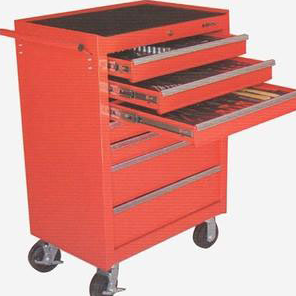 Tool Cabinet with tools(198pcs)