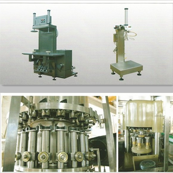 kegging machines and canning lines