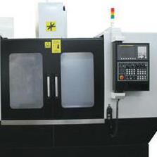 CNC vertical machining center with transmission gear box V-1060BG