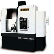CNC machinery, cnc machine CK30 with gang type turret
