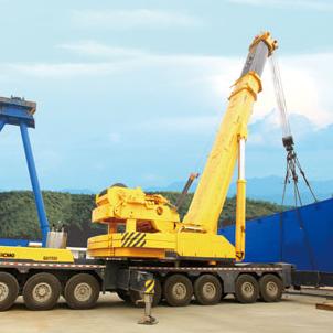 All Terrain Crane(QAY180/220/240/260/260A/300/400/500)