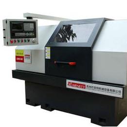 Silver Bar Japan NSK Bearings Equipmment CNC Lathe CK6150