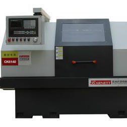Flat Bed Type CNC Lathe