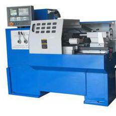 ECONOMICAL CNC LATHE MACHINE