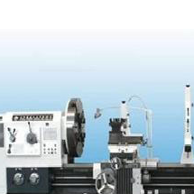 Heavy duty lathe machine