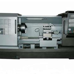 Horizontal cnc automatic lathe machine CK6180E