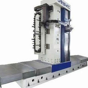 CNC Floor type horizontal boring machine (CFBR130