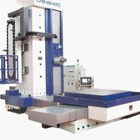 CNC Floor Type Horizontal Boring and Milling Machine CPB(F)-130/110/160