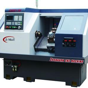 high precision lathe machine
