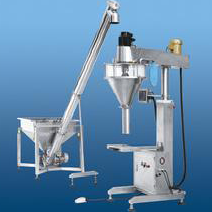 Semi-automatic powder filling machine SL-50