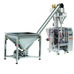 automatic trangle bag packing machine