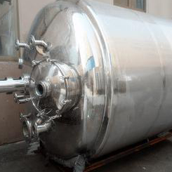 300L-10000L stainless steel juice tank/liquid storage tank
