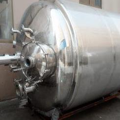 300L-10000L stainless steel juice tank/liquid storage tank