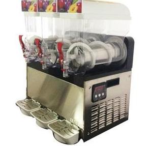 three thank slush drink machine