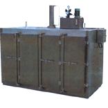 PD型铝合金平板冻结机
