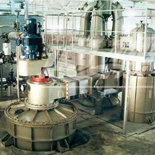 皂化、真空干燥系统