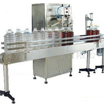 Automatic filling machine in the bucket