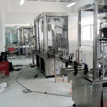 Automatic Bottle Juice beverage Filling Machine