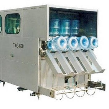 water bucket filling machine / barreled filling machine