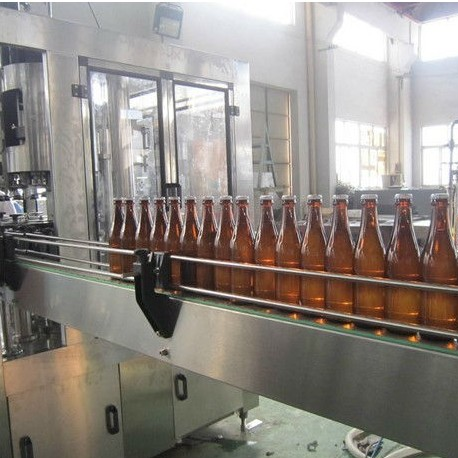 Glass Bottle Alcohol Filling Machine for Wine Whisky Beer,Wine,Vodka