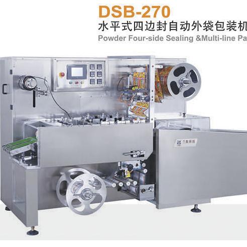 ShuiPingShi четыре BianFeng автоматически наружу мешок упаковка автомат