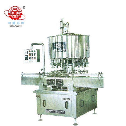 atmospheric pressure filling machine