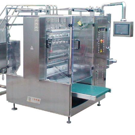 Полностью BianFeng более четырех столбцов соус перекатывается упаковка автомат