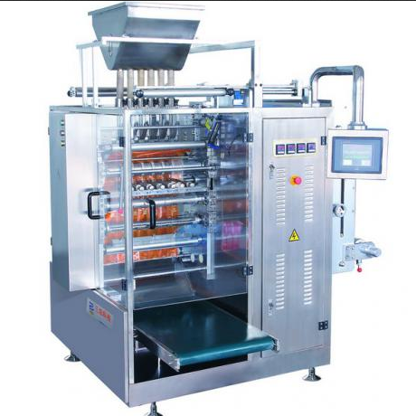 Полностью BianFeng более четырех столбцов жидкости упаковки автомат