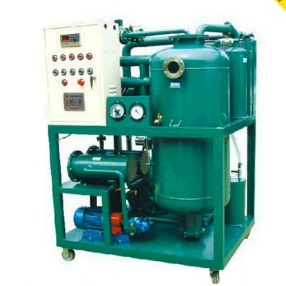 Serie ZLA Purificador Vacuum Oil