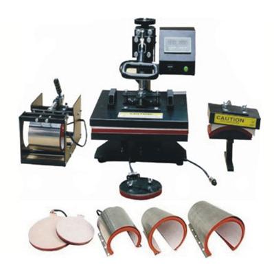 Calor máquina combinada de la prensa CY-S1