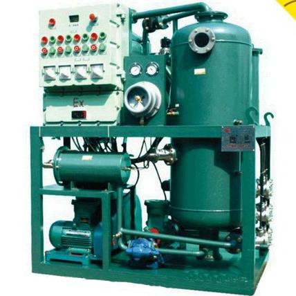 Serie DYJ multi-función de filtración del aceite hidráulico de dispositivos