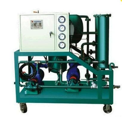 JFS Open Series portable del acero inoxidable de coalescencia-separador de aceite purificador
