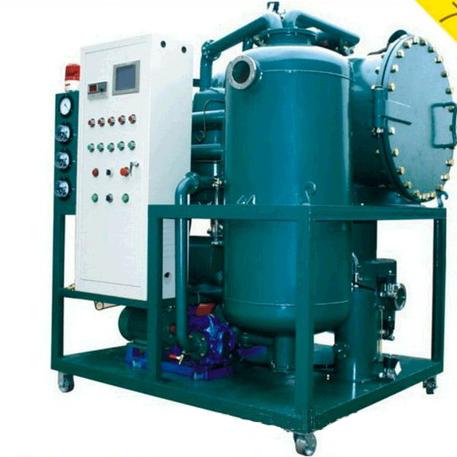 La coalescencia Máquinas de vacío de filtración de aceite desodorización