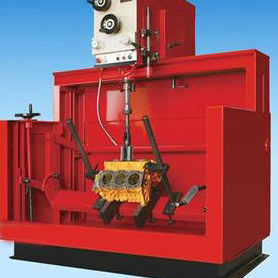 Cilindro vertical perfeccionar la máquina THM170